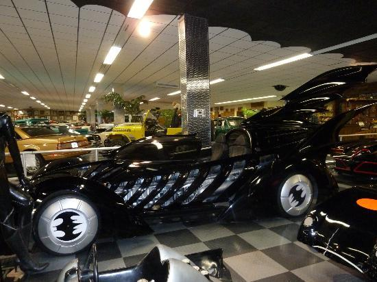 Tallahassee Antique Car Museum : Next Batmobile