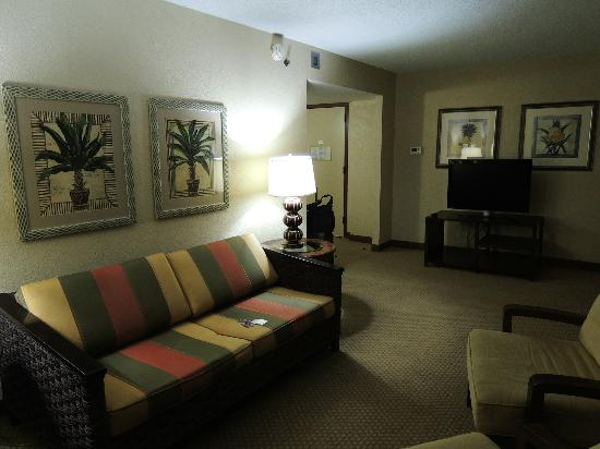 Bedroom Of One Bed Suite Picture Of Sheraton Old San Juan Hotel San Juan Tripadvisor
