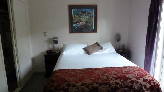 Wellington City Bed and Breakfast: VERY comfy bed