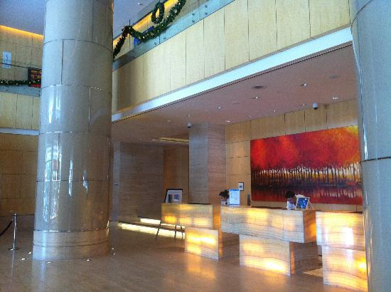 Sheraton Nha Trang Hotel and Spa: Reception