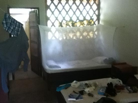Amazon Explorama Lodges: bedroom