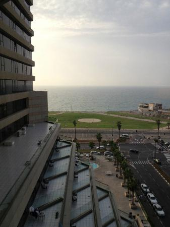 InterContinental David Tel Aviv: View from Window - 12th Floor