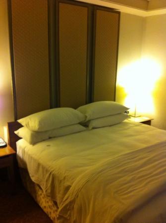 Hesperia WTC Valencia: il letto è comodo