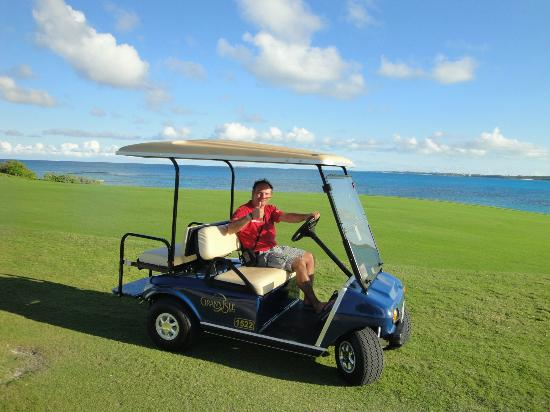 Grand Isle Resort & Spa: Golfing anyone?