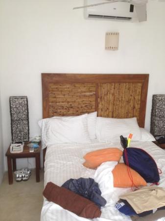 Villa Caracol: stanza da letto