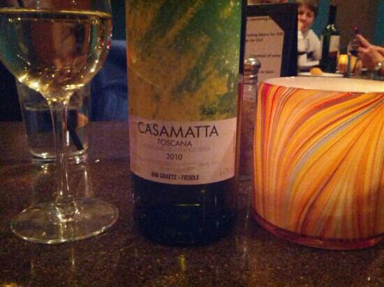 American Harvest Eatery: 1/2 price wine on Thursday