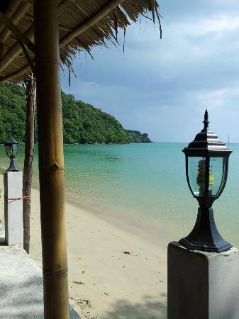 "Mangosteen Resort & Ayurveda Spa: Bar at ""secret cove"""