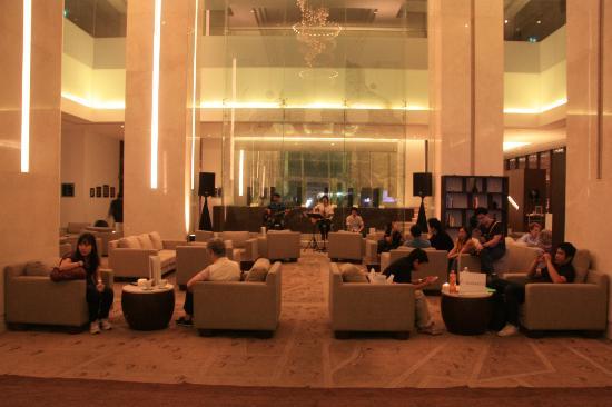 Le Meridien Chiang Mai: Lobby