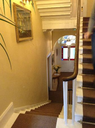 Henrietta House: Stair case