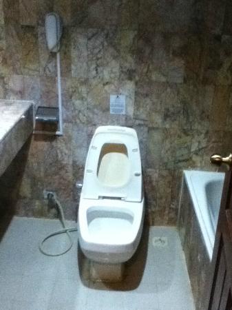 Formosa Hotel: WC