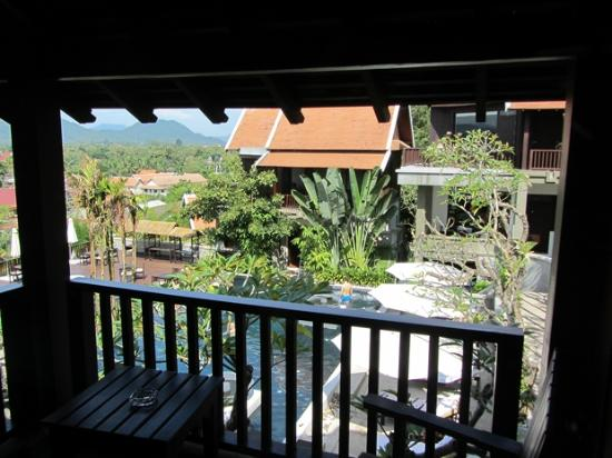 Kiridara Luang Prabang: View from room