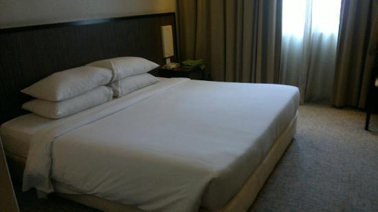 Hotel Sri Petaling: The Double Room
