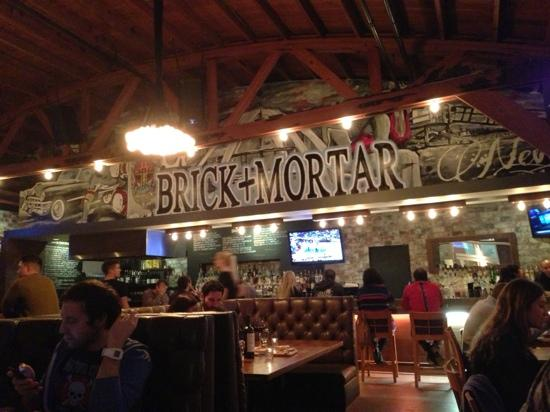 Photo of American Restaurant Brick + Mortar at 2435 Main St, Santa Monica, CA 90405, United States