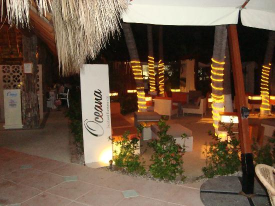 صن إسكاب دورادو باسيفيكو إكستابا ريزورت: Oceana Restaurant 