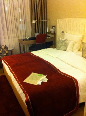 Best Western Premier Hotel Victoria : Room
