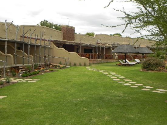 Garden Route Game Lodge: Rooms