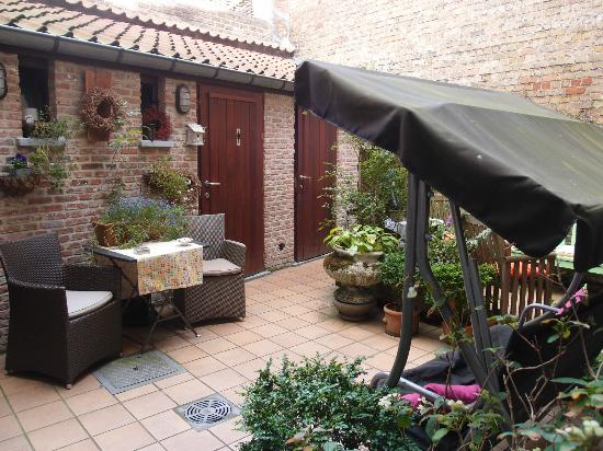 Hotel Malleberg: Garden