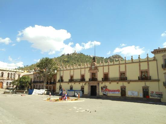 Zacatecas, Mexique : The gathering place NOV2012