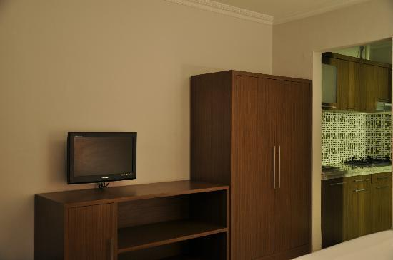 Take's Mansion: Deluxe Double room