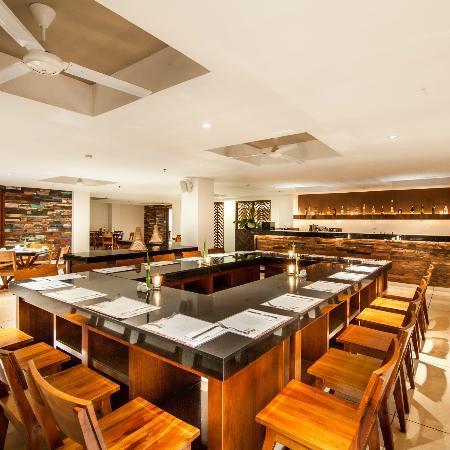 The Magani Hotel and Spa: Mozzarella Restaurant