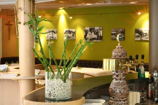 Hotel Edelweiss: Restaurant