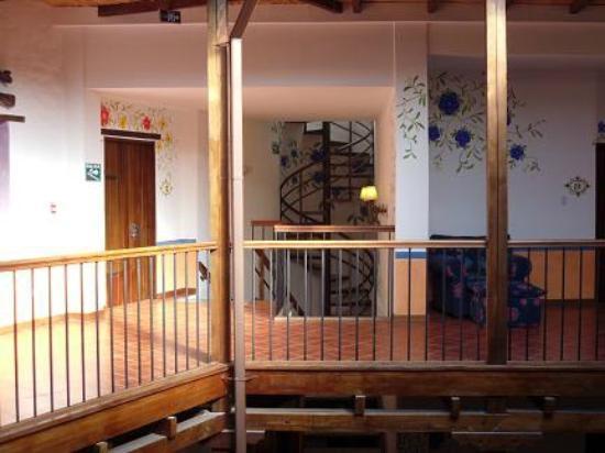 La Casona de la Ronda Heritage Boutique Hotel: Hallway
