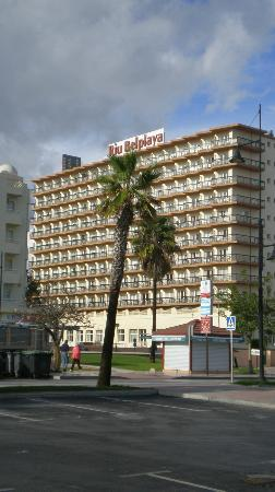 ClubHotel Riu Costa del Sol: Hotel from promenade