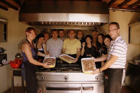 Borgo Casa Al Vento: Cooking Class