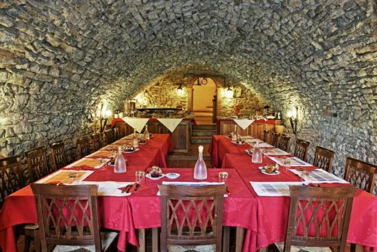 Borgo Casa Al Vento: Ristorante