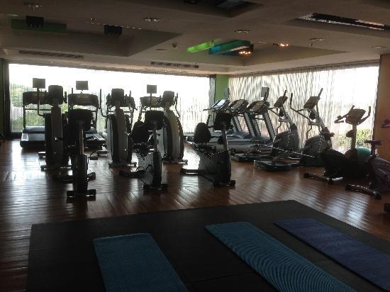 Rashmi's Plaza Hotel: Gym