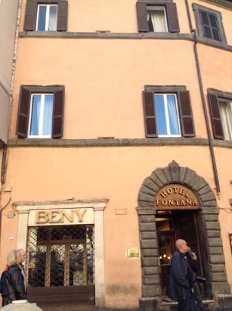 Fontana Hotel: Fontana