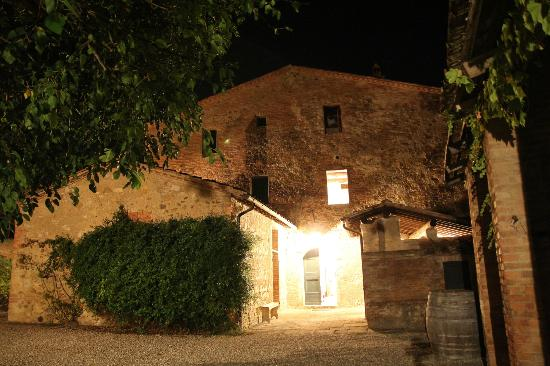 Agriturismo Pacinina: Sere / Nights