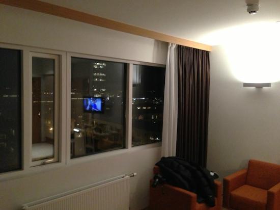Hotel Klettur: Room1