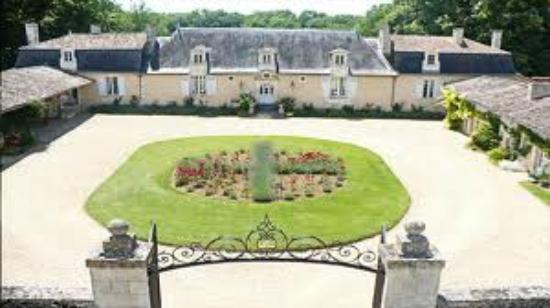 Chateau de Vaumoret : Le chateau