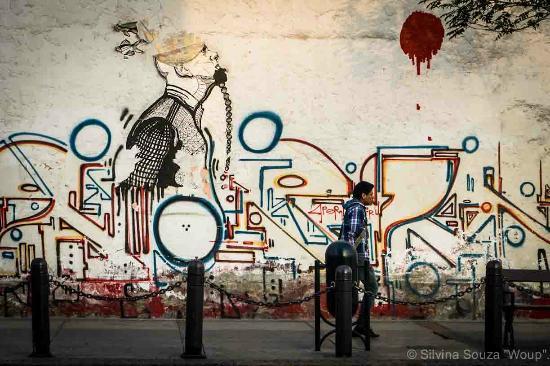 Arte Urbano En Lima Picture Of Lima Lima Region Tripadvisor