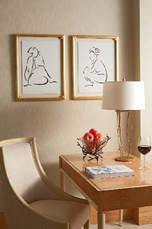 Mulia Resort: Grandeur - Desk