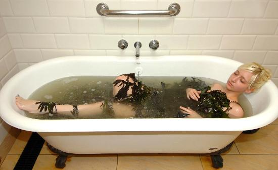 be a mermaid - soak seaweed baths, newcastle traveller reviews