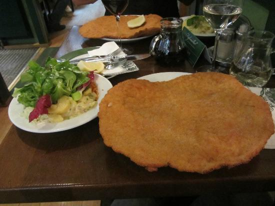 Austria Trend Hotel Astoria Wien: Best Schnitzel in Vienna