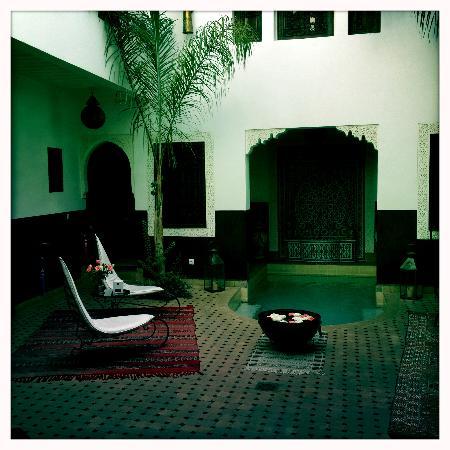 Riad Charme d'Orient: Peaceful Haven