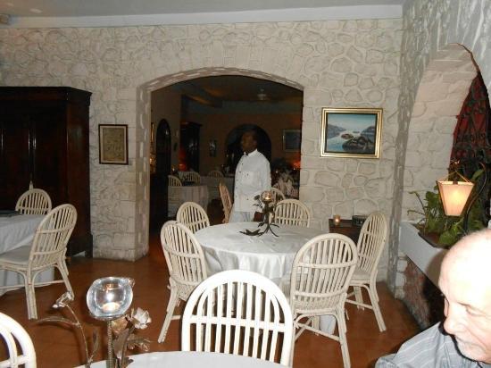 La Souvenance : la salle