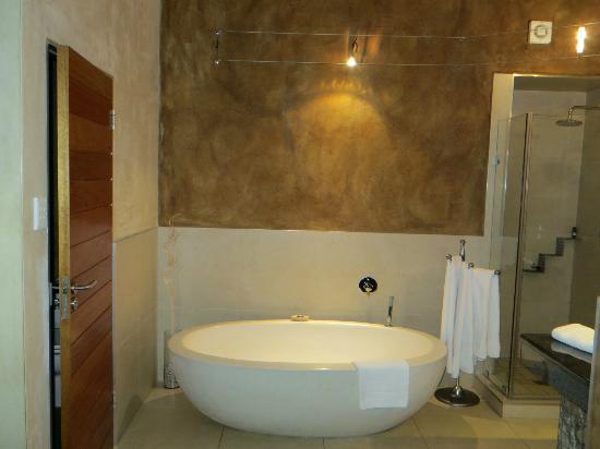 African Rock Hotel: Bath Area