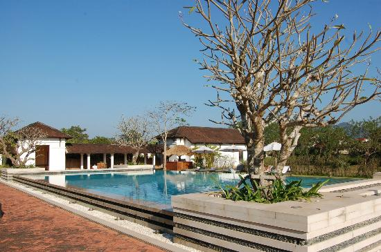 The Grand Luang Prabang Hotel & Resort: swimming pool