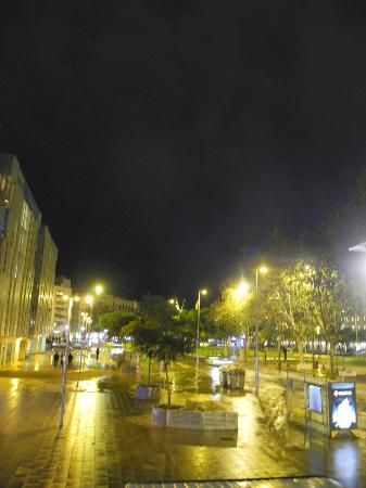 Hotel Oasis: Plaza del Palau de Villa