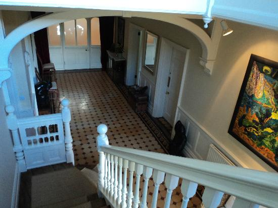 Chindit House: entrance hall