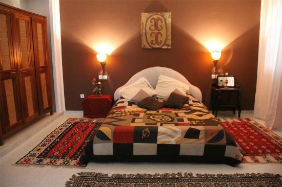 Dar Omi : African room