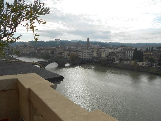 The Westin Excelsior Florence: A view from room 521