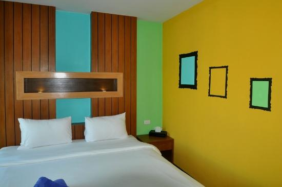 Phil Boutique Hotel: Room