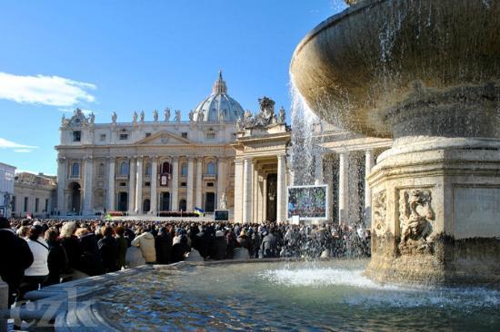 バチカン市国, イタリア, クリスマスのミサ