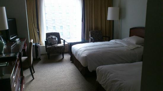 RIHGA Royal Hotel Osaka: ツインルーム