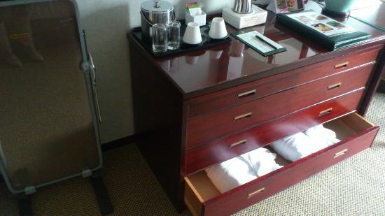リーガロイヤルホテル(大阪), 部屋の設備